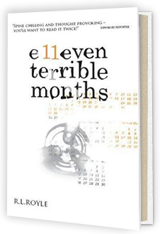 Eleven Terrible Months book cover